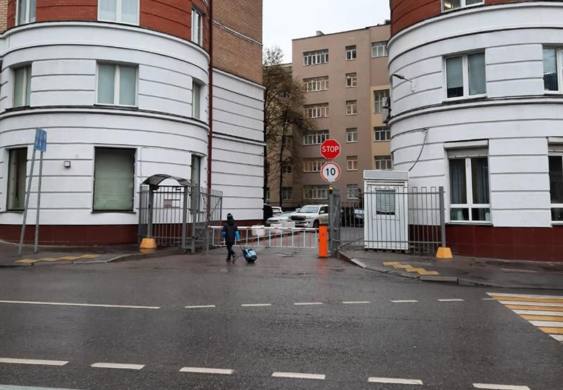 ООО СЭП ЛУЧ - офис в Москве