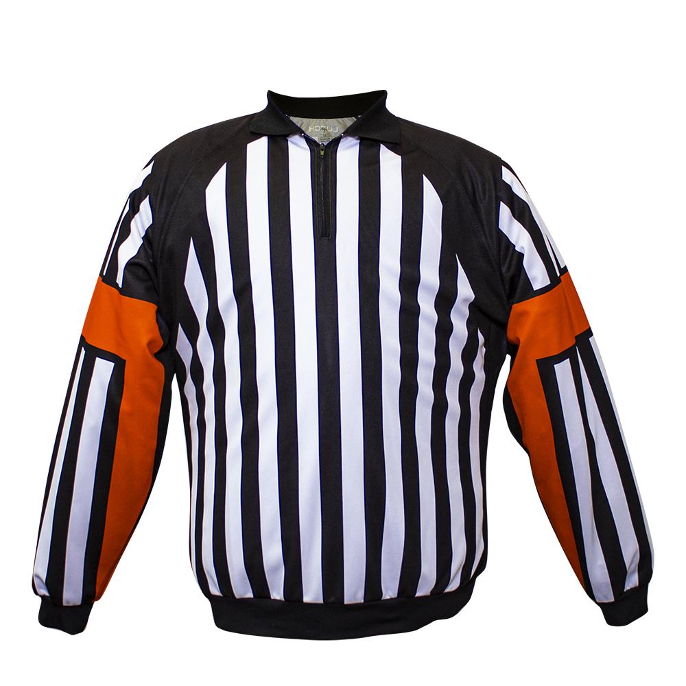 Хоккейный свитер для главного судьи  купить в интернет-магазине LutchShop.ru